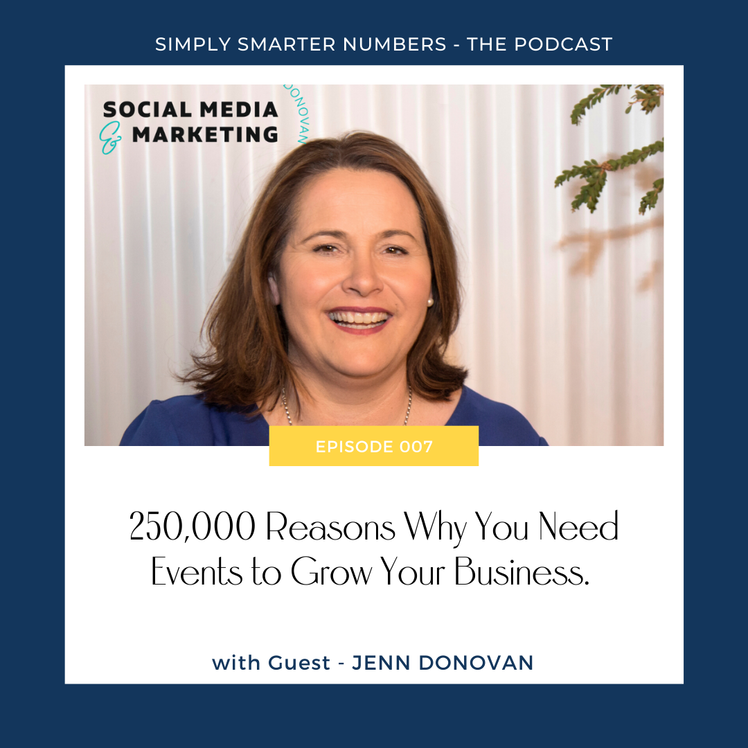250,000 Reasons Why You Need Events to Grow Your Business | Jenn Donovan