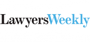 Lawyers Weekly Article Jen Waterson Simply Smarter Numbers