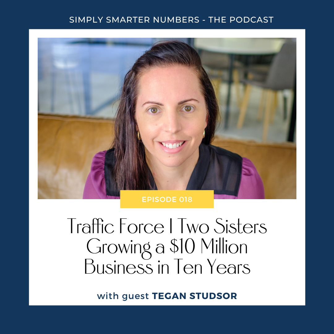 Traffic Force I Two Sisters Growing a $10 Million Business in Ten Years