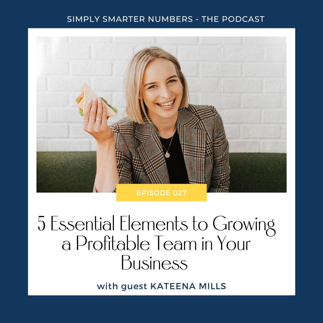 Kateena Mills I 5 Essential Elements to Growing a Profitable Team in Your Business