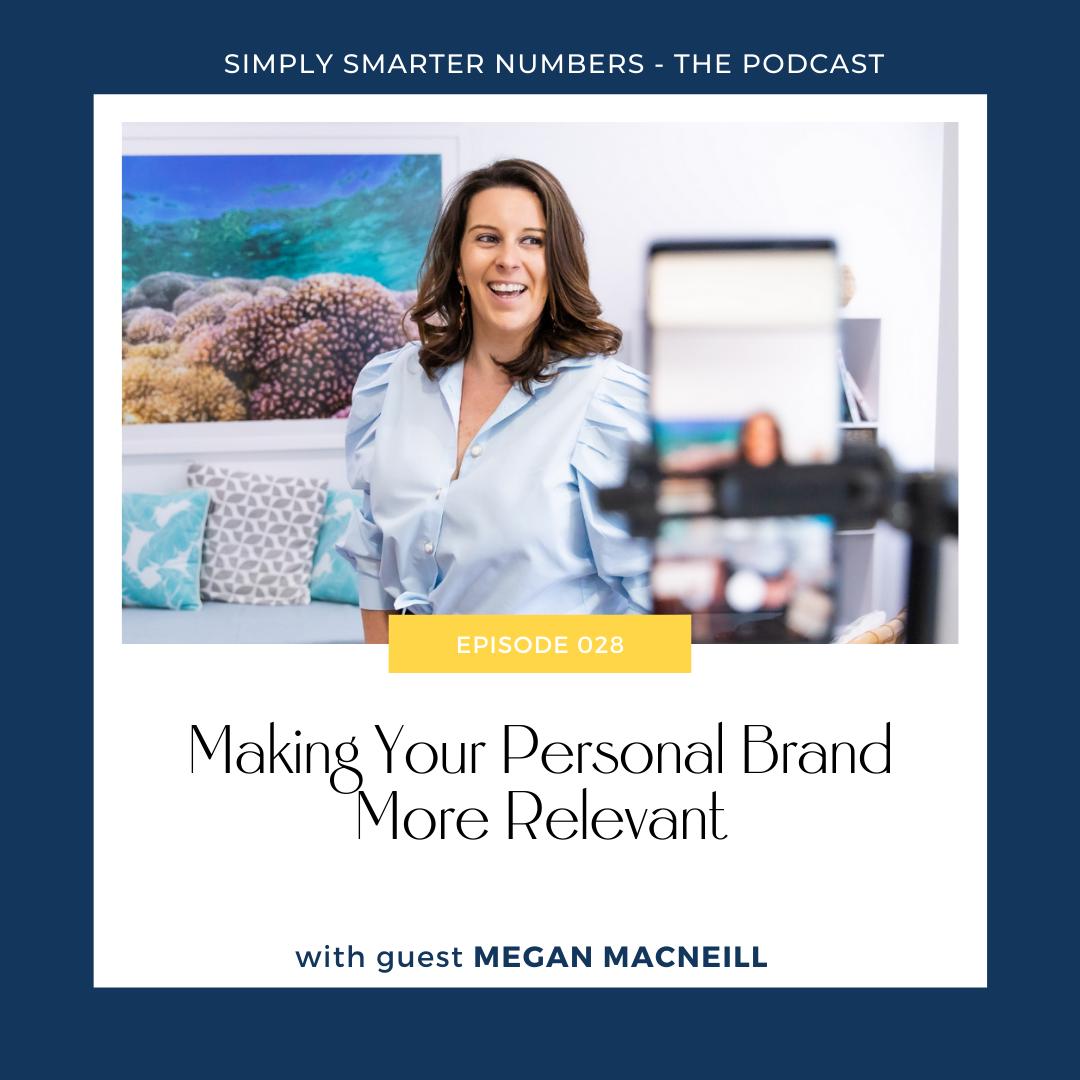 Personal Brand Megan MacNeill