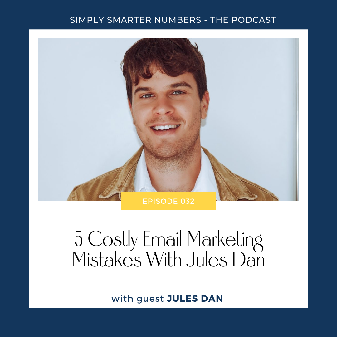 5 Costly Email Marketing Mistakes With Jules Dan