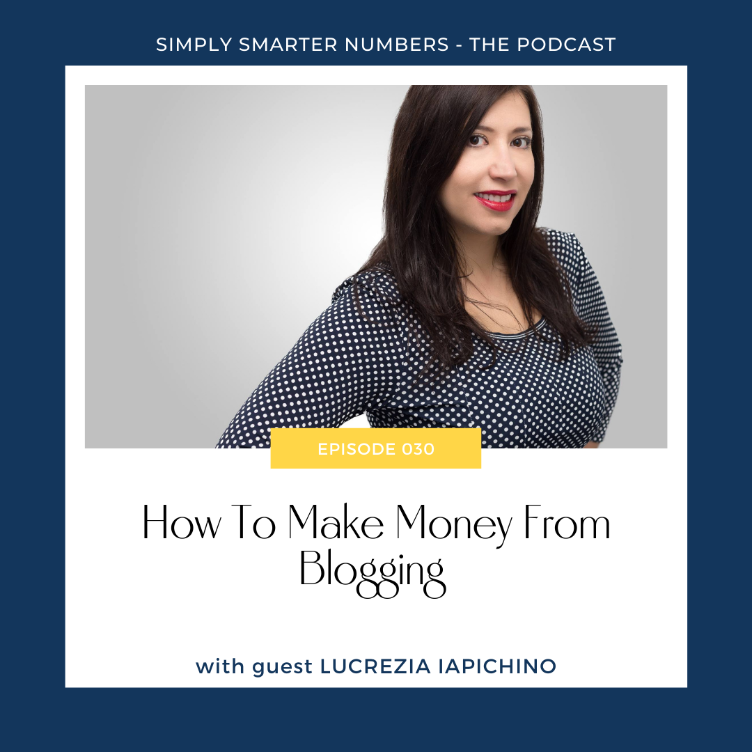 How To Make Money From Blogging With Lucrezia From Blogging For New Bloggers