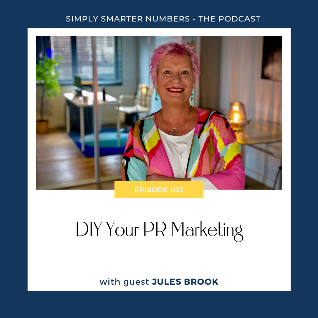 DIY Your PR Marketing with Jules Brooke