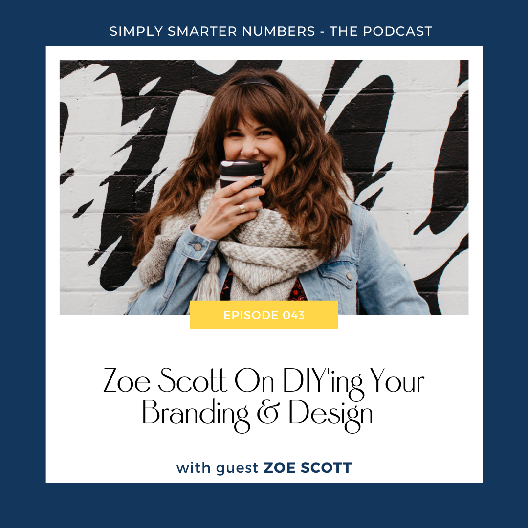 Zoe Scott Design Order Branding and Design Jen Waterson
