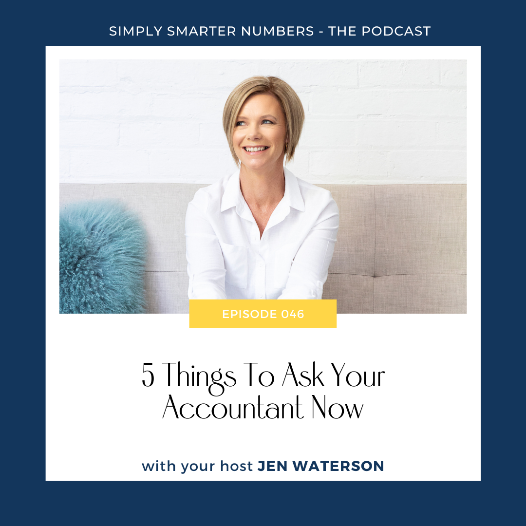5 Things To Ask Your Accountant Now