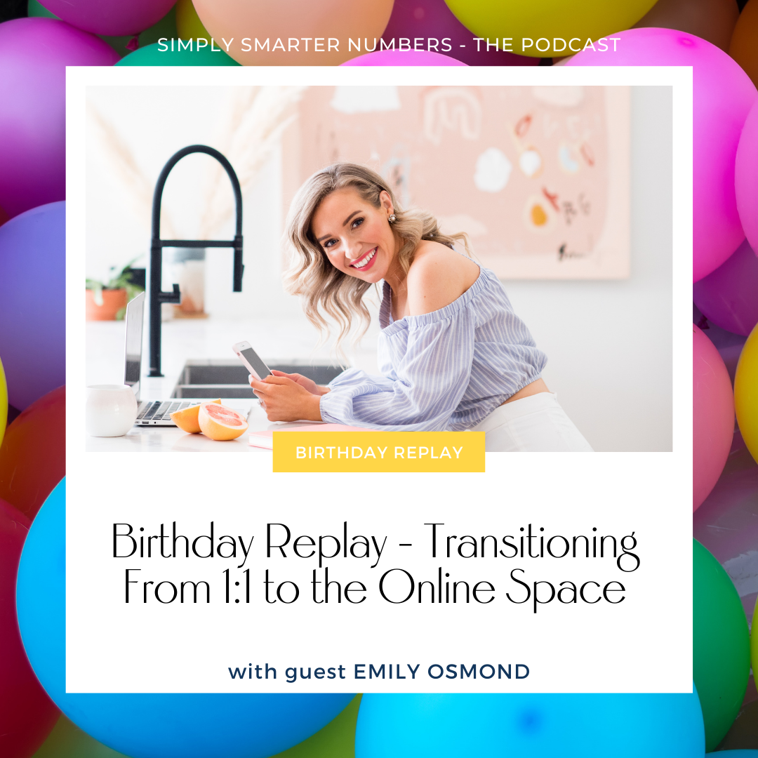 Emily Osmond Podcast Jen Waterson Simply Smarter Numbers