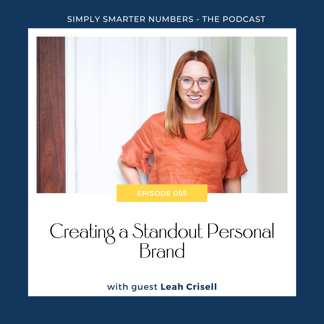 Leah Crisell Personal Brand Podcast Jen Waterson