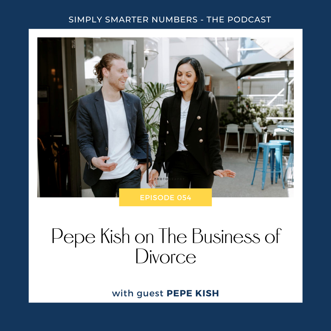 Pepe Kish on The Business of Divorce